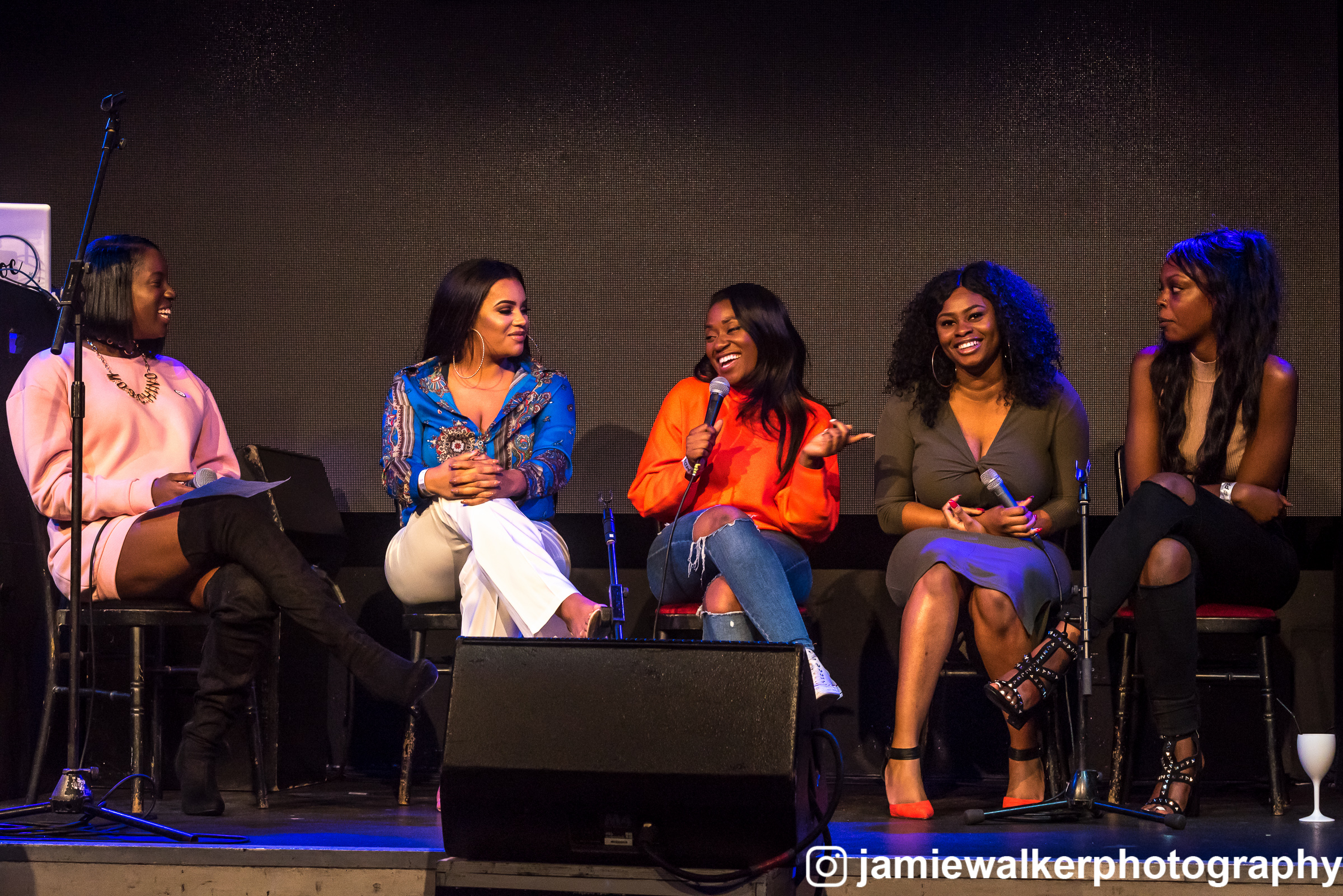 In September 2017 we held our Female Hustler launch party at Proud Camden of which we had an amazing panel of business women including Link Up TV editor and Bitchy Online UK founder Wardah Sempa, Partnerships Manager of Asos and Founder of Life Talks UK Velma Simmons, Founder of Digital Marketing Agency PinkShip Patrice Camille and Owner of Baby On Trend / Reality TV Star Lateysha Grace.   Latesyha was filming with MTV UK for her new show Million Dollar Baby and tonight at 8pm you will be able to see what went down at our event on the show!   Enjoy!