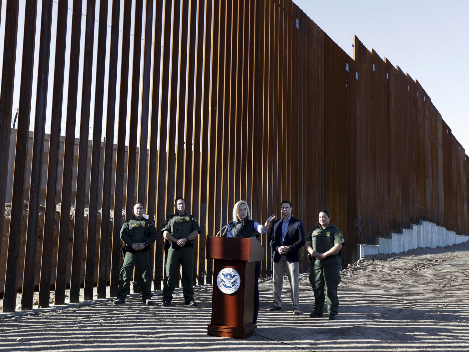 The Trump administration was within its rights to waive dozens of environmental laws to fast track some border construction projects in southern California, a federal appeals court has ruled.  @NPR