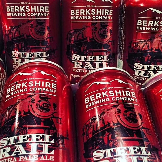 Nothing makes us smile more than carrying local brews like @berkshirebrewco Steel Rail. What a solid Brew, and lucky for you we have a pour set aside just for you!  Happy hump day folks & don't forget to clear your calendar for this  Friday evening! Lil Big Band will be hitting all the notes from 8-12 at the greatest pub around! 🍻 #HatfieldPub 📸: @lilangiedoll