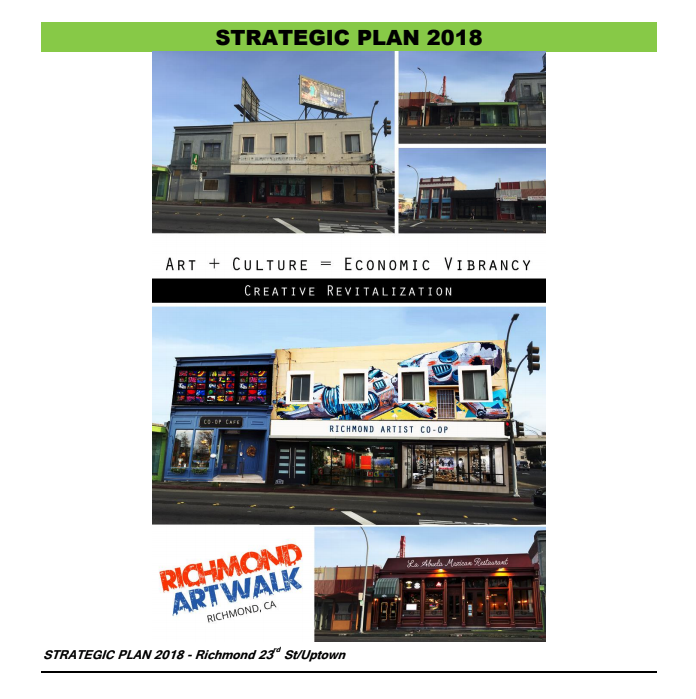 Calle23 Strategic Plan