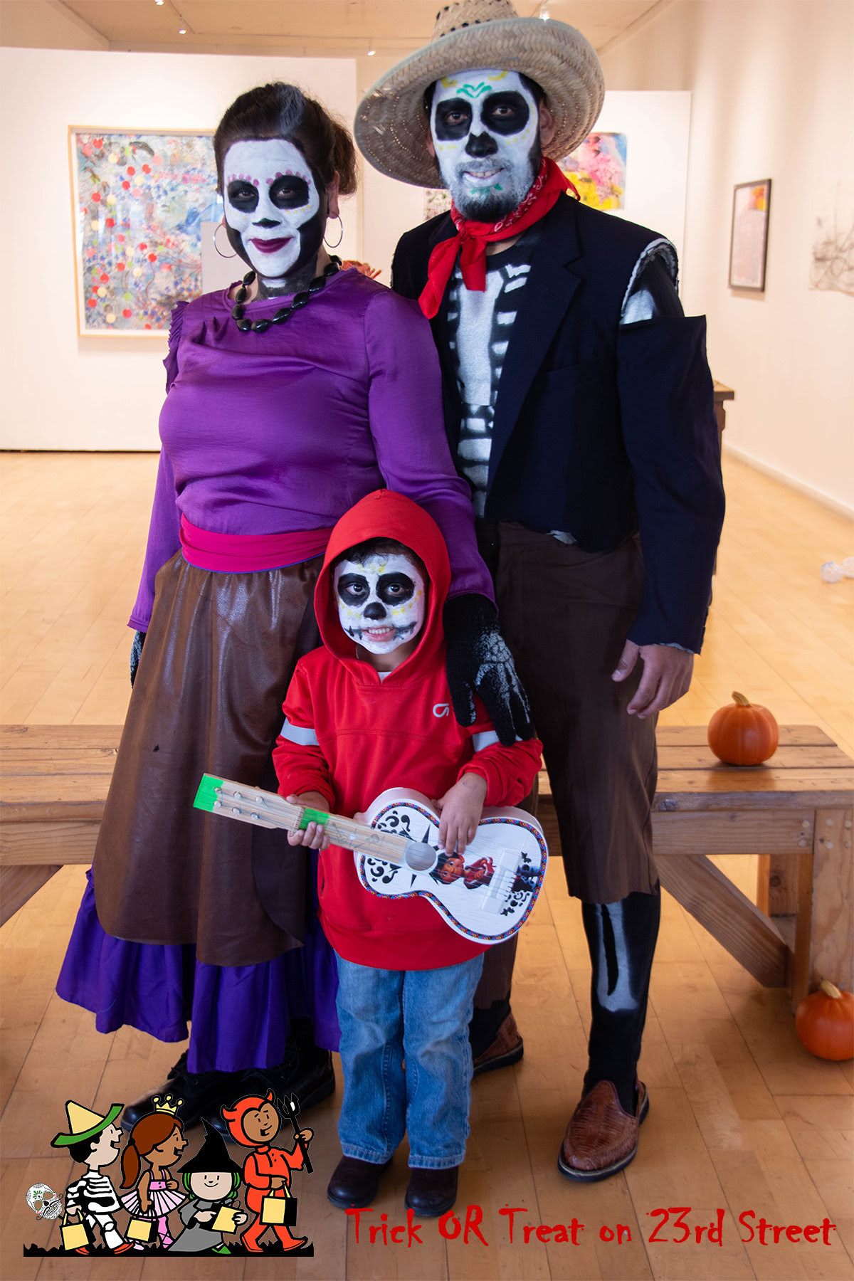 Trick or Treat On 23rd Street Halloween Costume Contest Winner