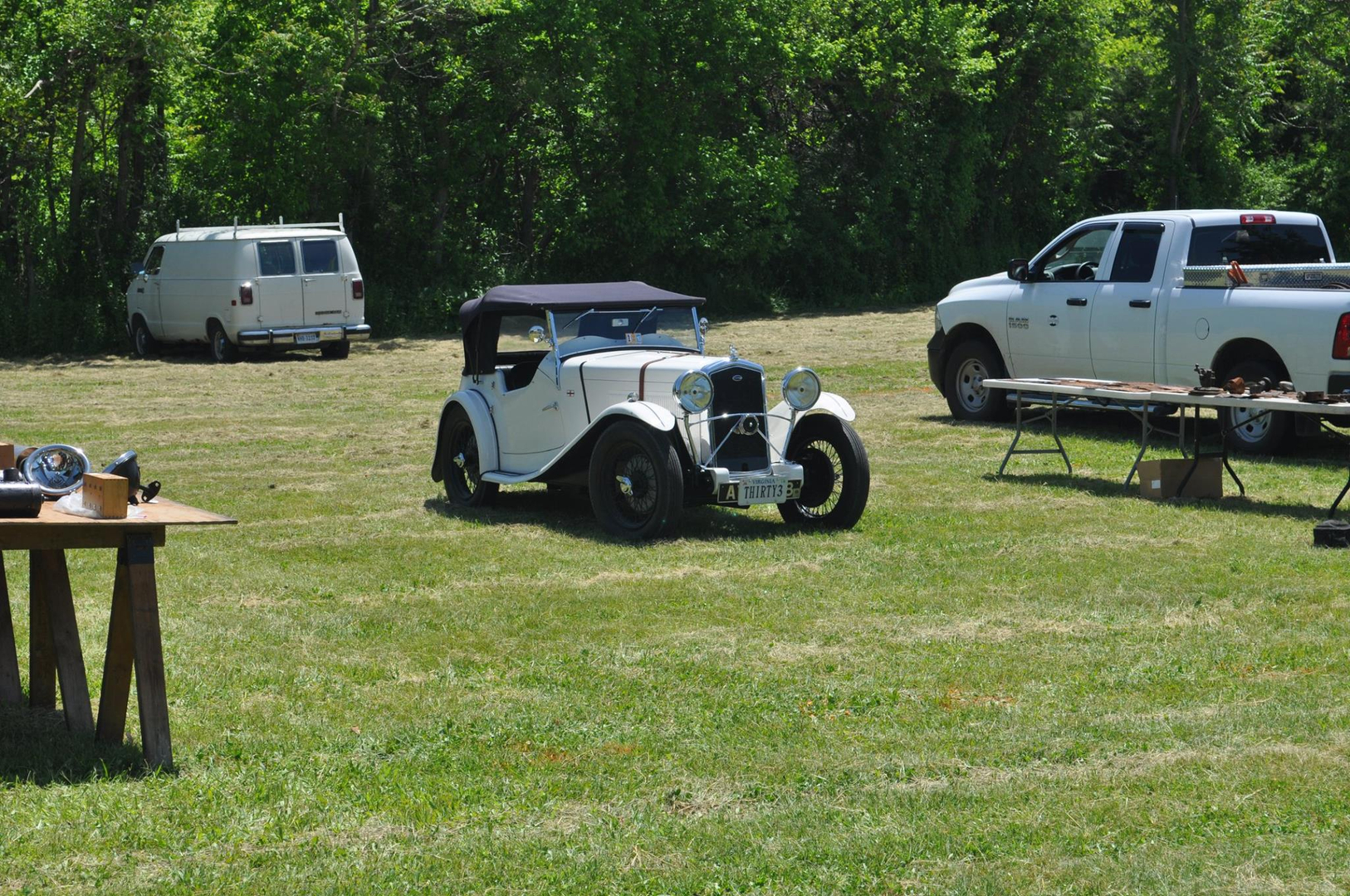 Next Swap Meet   Luray, VA    May 16-18, 2019    Vendor Registration