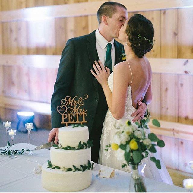 Happiness is being married to your best friend 💞 . . . . . #kandkweddings #weddingplanner #weddingplanning #weddingcake #caketopper #brideandgroom #newlyweds #mrandmrs #thenewmrandmrs #husbandandwife #barnwedding #2019wedding #tennesseewedding #southernwedding #southernweddingplanner #southernweddingvenue #nashvillebride #sealedwithakiss #sealedwithlove #engaged #engagement #contactus