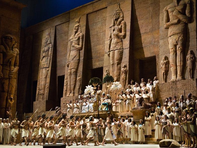 From the  Metropolitan Opera