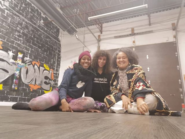 This past 3 days of participating in a dance intensive with mentors Melissa Noventa @ayaguna_81 & Mosa McNeilly  @sisterfreedom has been such a transformative experience. Their wealth of knowledge and expertise in dances of the African Diaspora & Arts education is providing such an impact in the work we do through ShEmpowered.  This experience has been made possible through the dance Immersion @danceimmersion MentorMe Initiative. This program offers mentorship through consultantions, seminars and hands on workshops that address an individual/organization's needs to achieve tangible goals.  A huge huge thank you to our mentors & the dance immersion team  for all your continued support, & dedication to promoting, preserving & presenting dances of the African Diaspora.  The journey of reclaiming dances of the African diaspora to support the wellness of girls &  women is well underway for ShEmpowered.  Watch this space for exciting updates and the announcement of our ShEmpowered Leadership Dance Camp dates for 2019.  www.danceimmersion.ca  #mentorme #shempowered #danceimmersion #reclaimingdance #dancesoftheafricandiaspora #mentorship #wellness #humility #healthymindshealthybodies #ajax #toronto #afrocubandance #artseducation #professionaldevelopment #humility #growth #womenwhosupportwomen #leadership #swi #womenwholead