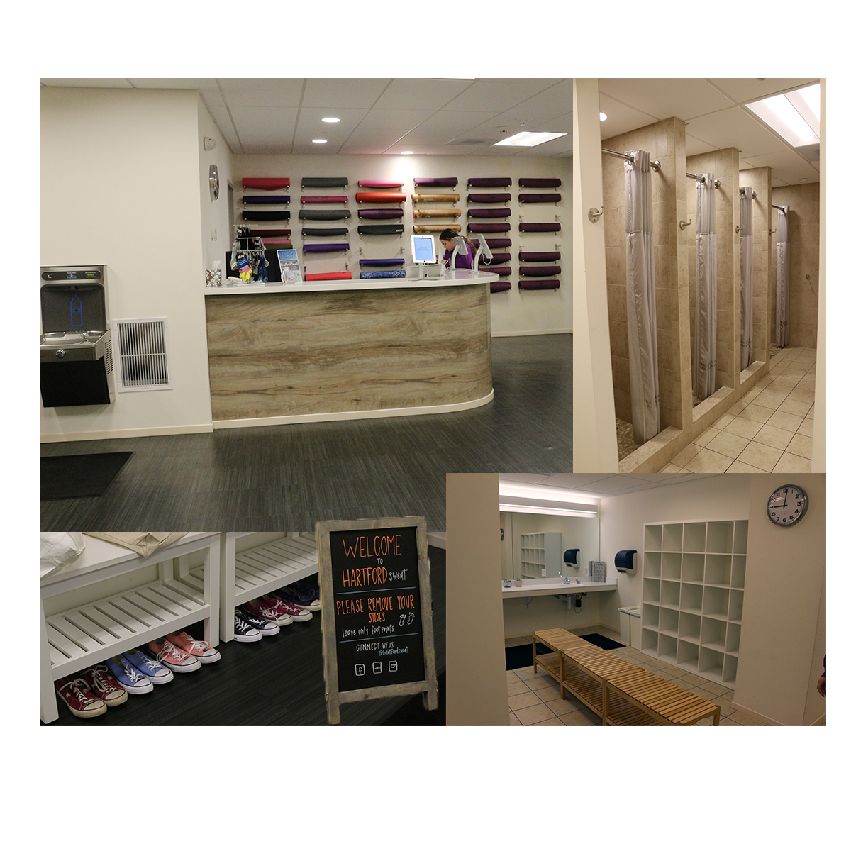 Coming and Going... - Convenient self-check-in at the front deskMat & towel rental available Service to