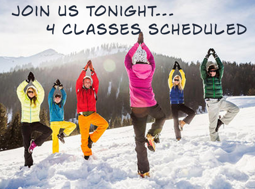 Tuesday,  March 13th - Snow Day!  come warm up with Hartford Sweat.Please use the parking garage at 55 pearl street while the parking ban in downtown hartford remains in effect through 8PM Tuesday.check out the schedule of classes and come see usevening classes are On as-scheduled normally and reflected in mindbody - parking garage will be open.