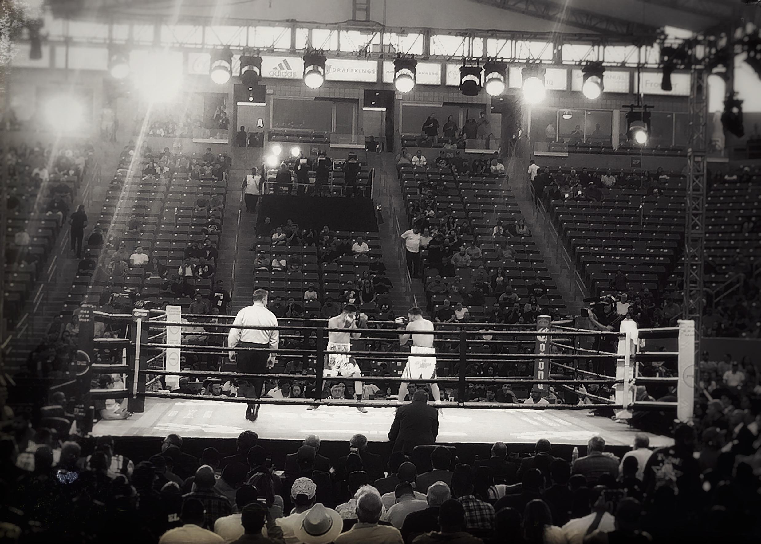 Santa Cruz vs. Savalos, StubHub Center, 10/17