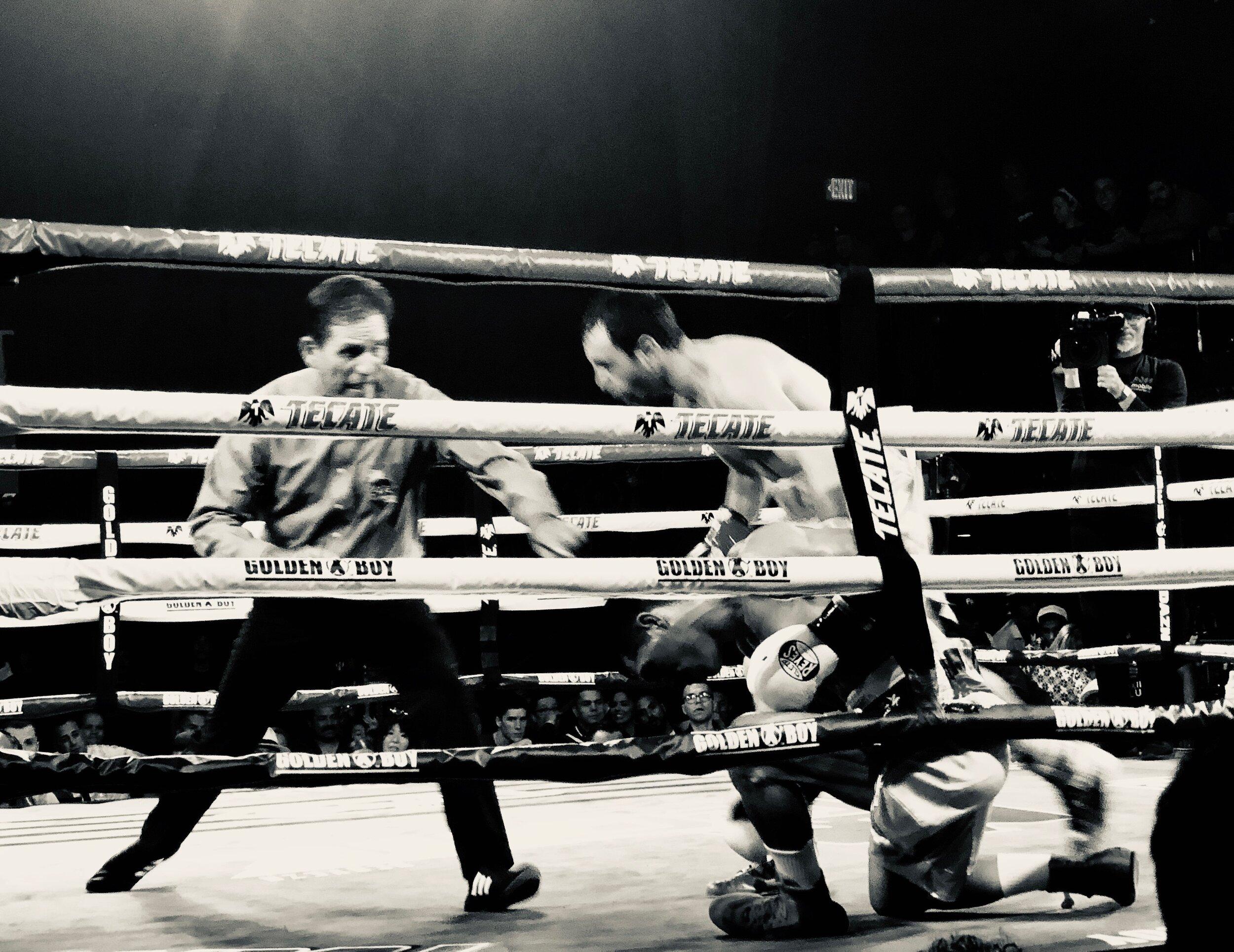 Thursday Night Fights Knockout, 9/5/19