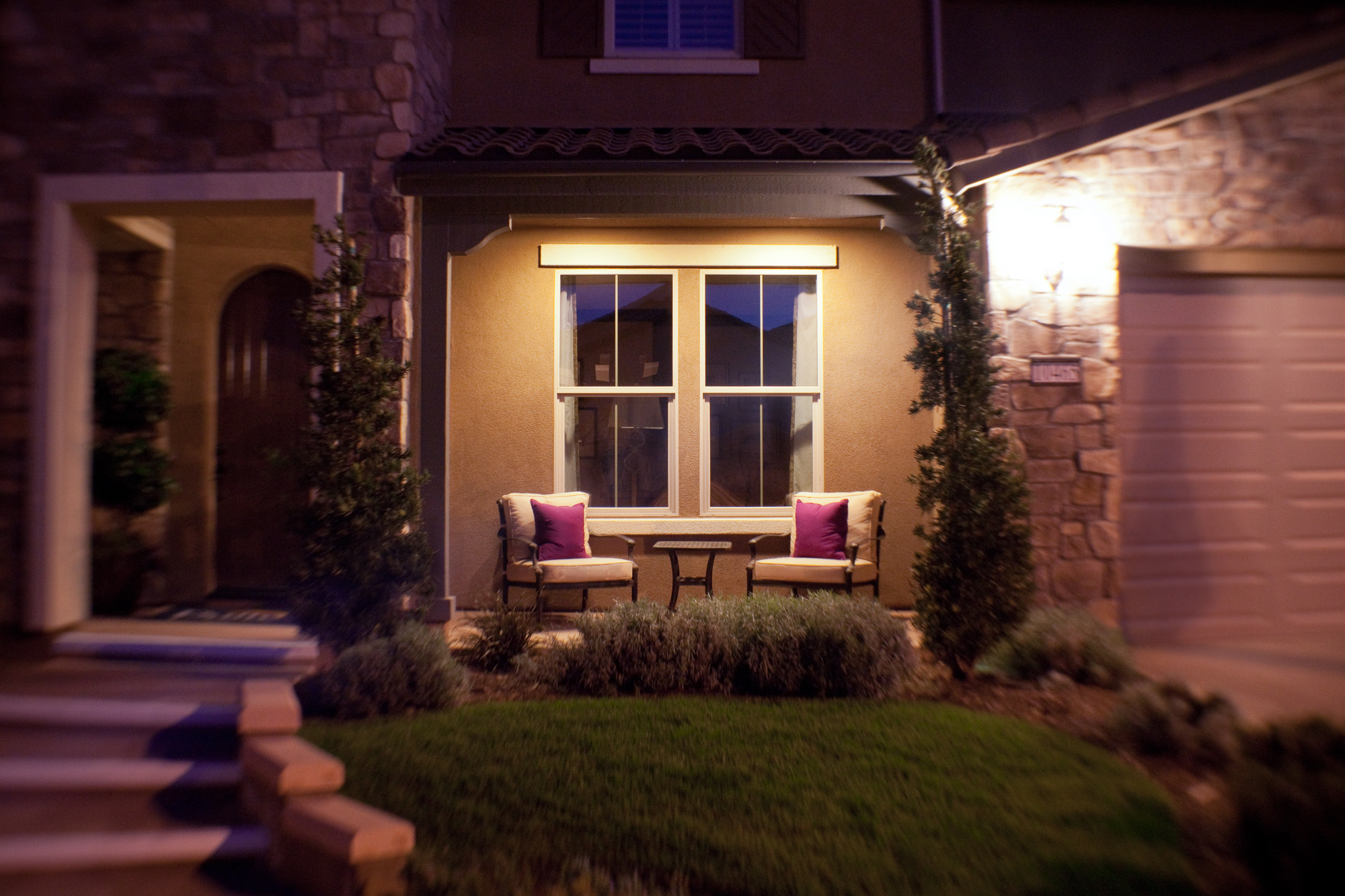 Stoop: The Willows by Pulte Homes