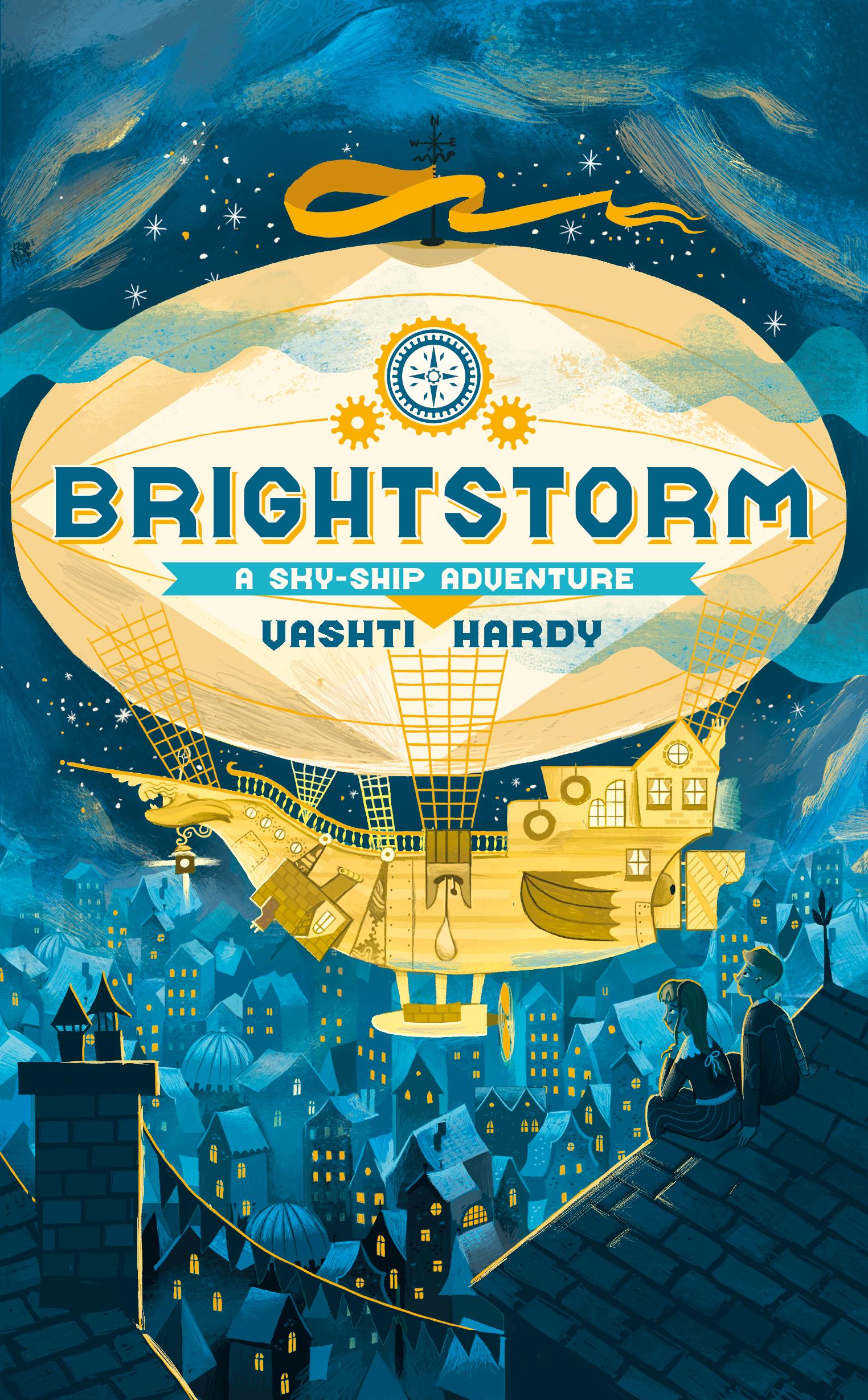 Brightstorm poster