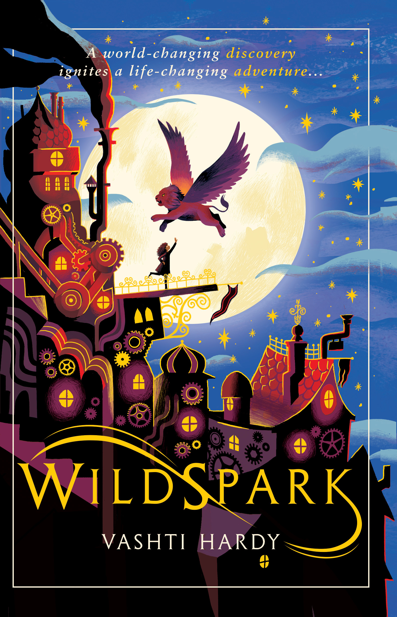 Wildspark Cover Poster
