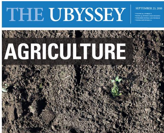 Interview in 2010 Ubyssey article by Trevor Record on farmland security for UBC Farm.