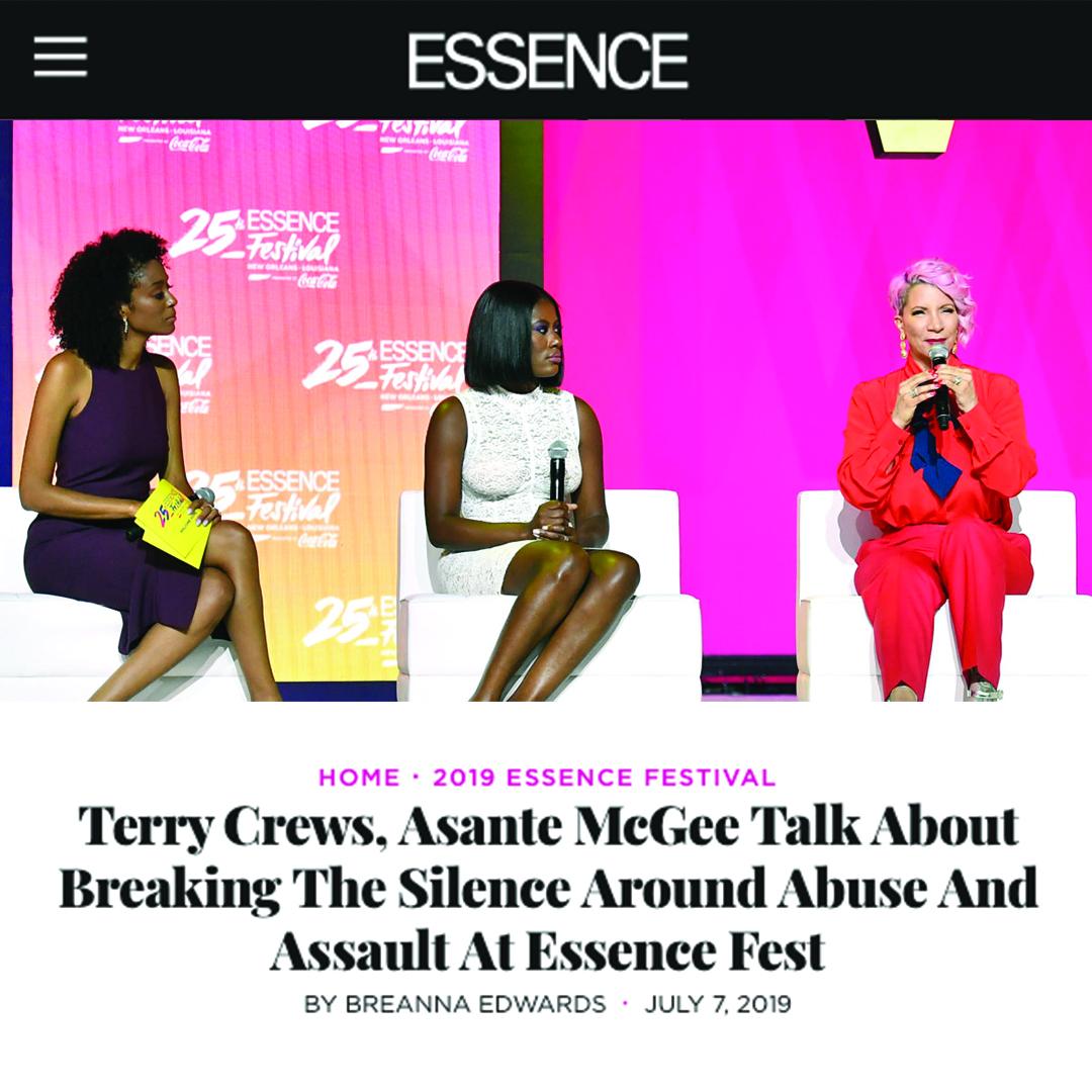 Essence Festival -