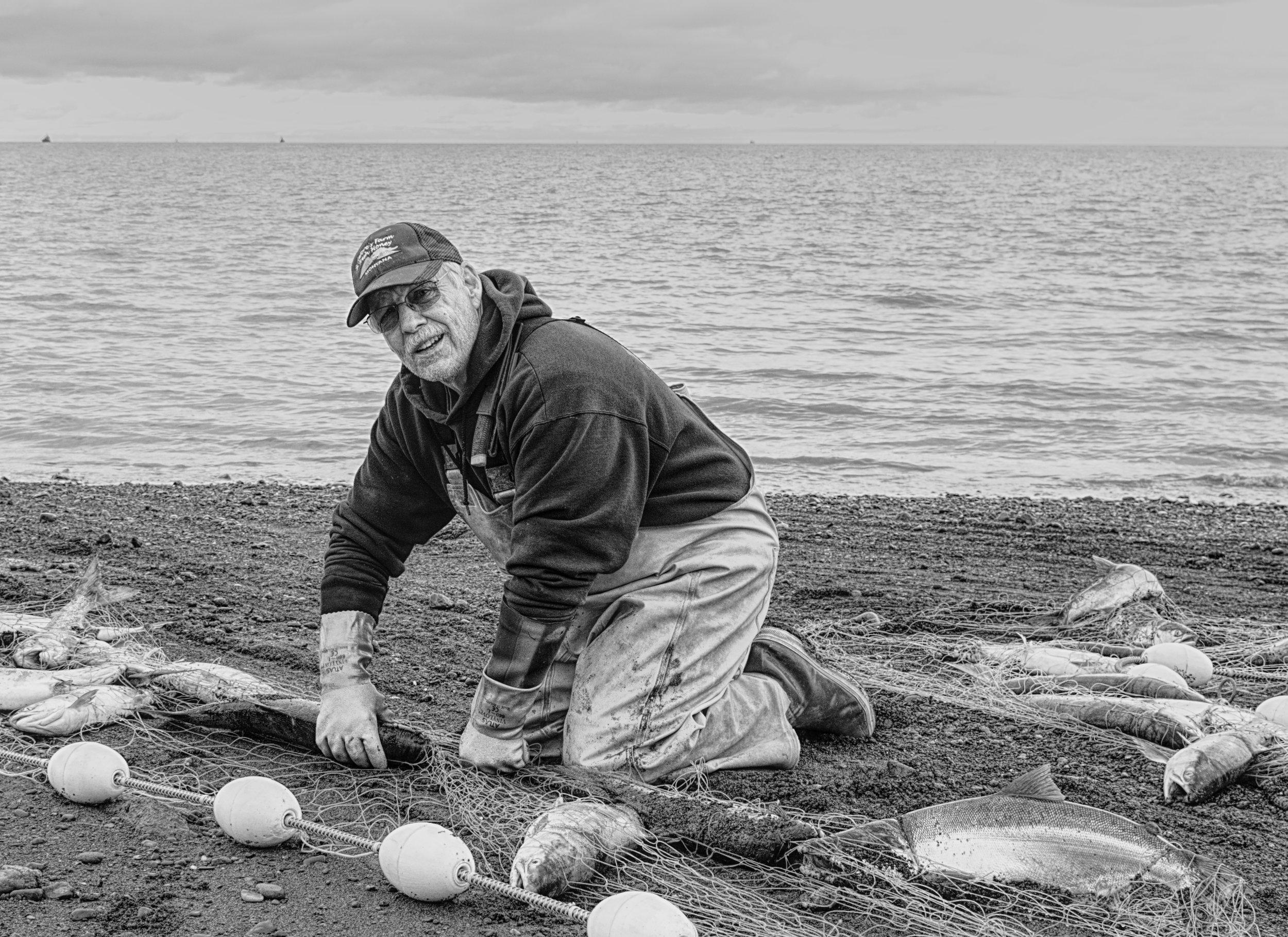 Dave Reynolds - Fishing since 1980