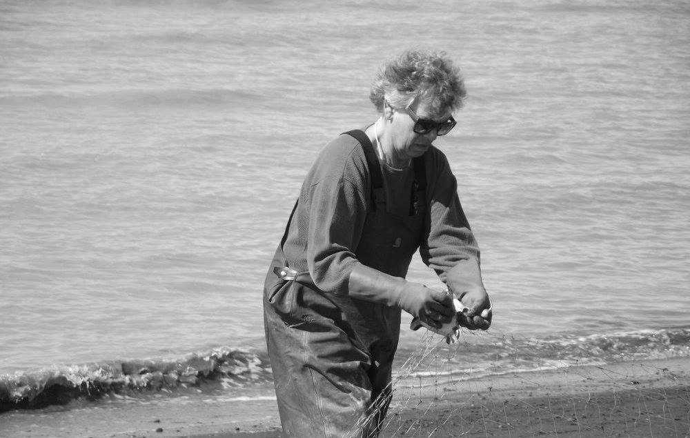 Bea Reynolds - Fishing since 1958