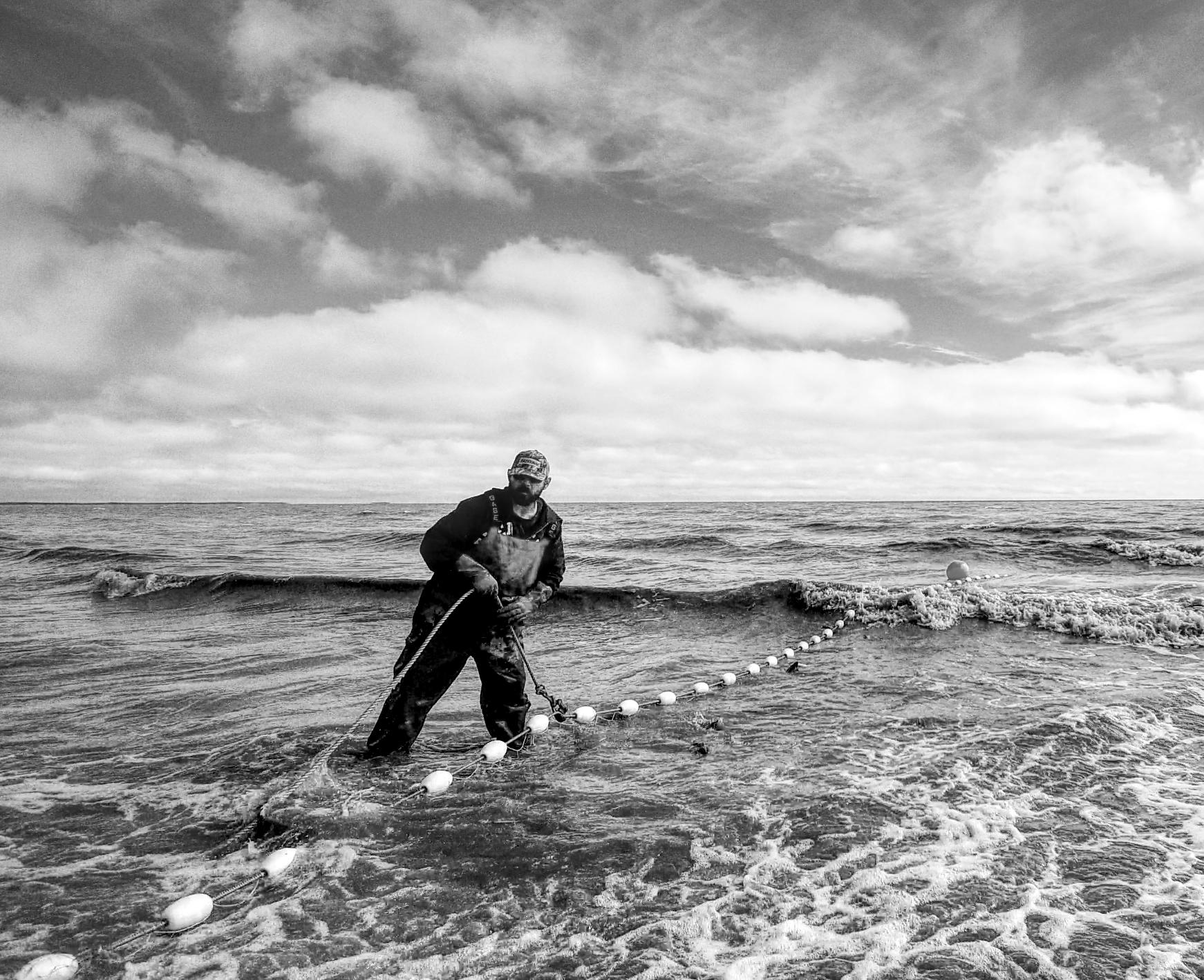 Joel Reynolds - Fishing since 1983
