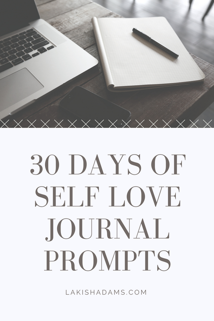30 Days of Self Love Journaling