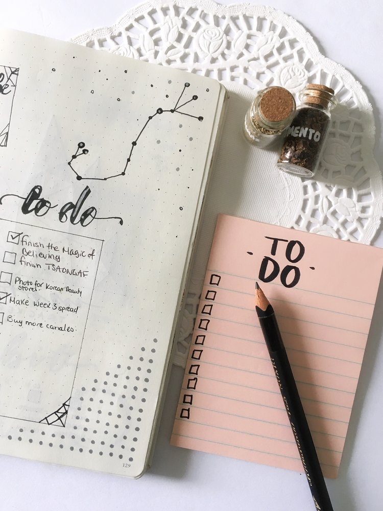 The Right Way To Create a To-Do List -