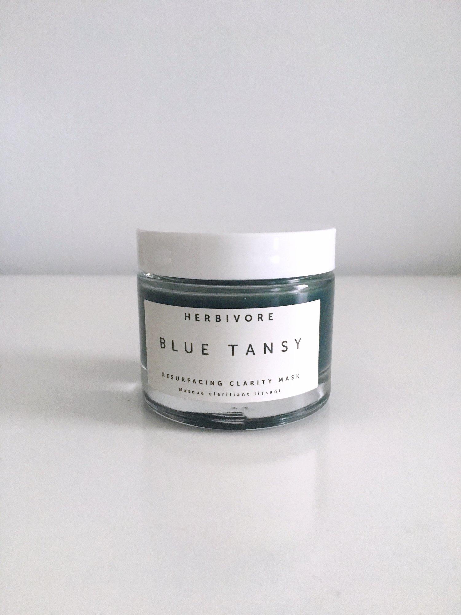 Herbivore Blue Tansy Resurfacing Clarity Mask