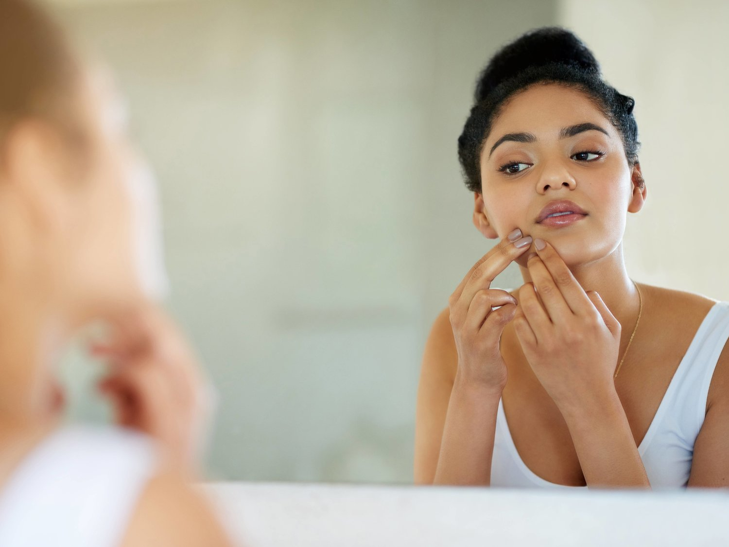 Why You Have Adult Acne... And How To Get Rid Of It
