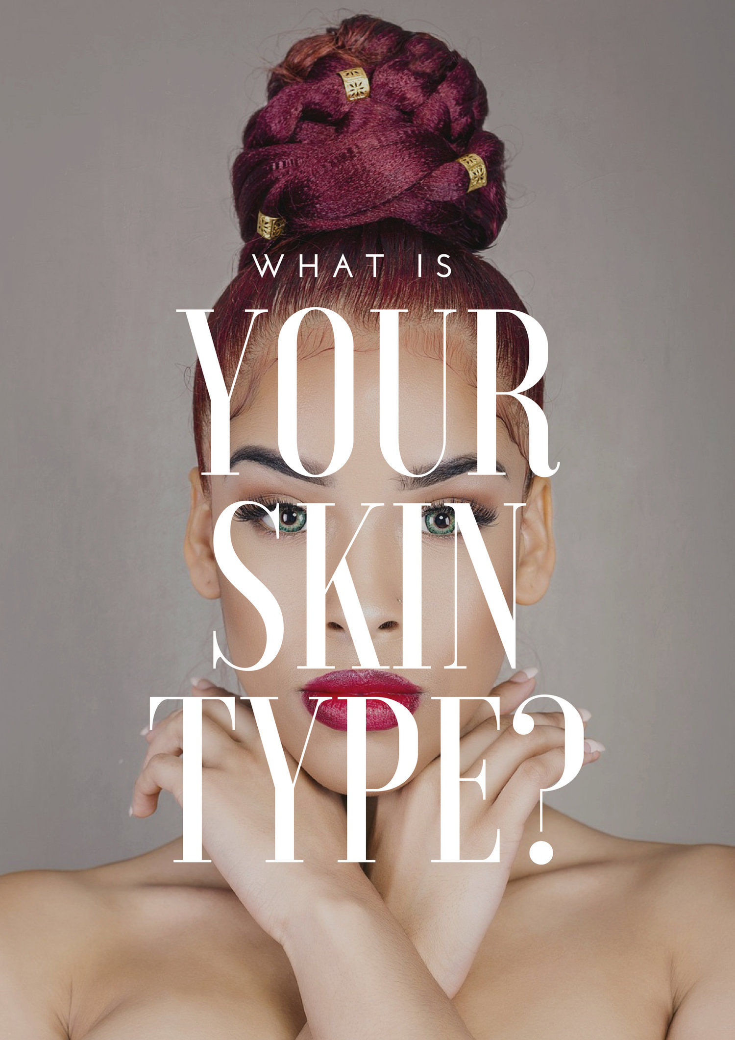 How To Find Out What SKIN TYPE  You Have - 3 WAYS