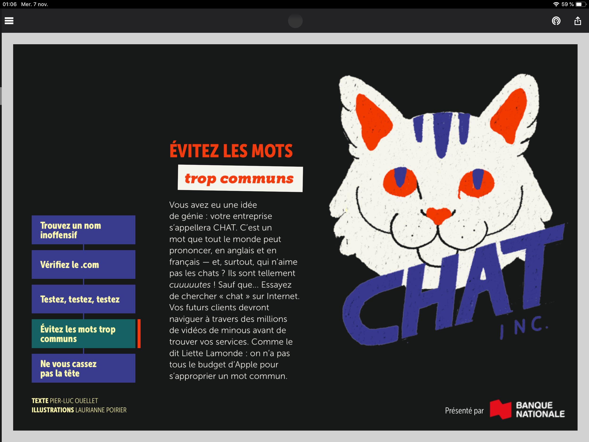 """Client :  Urbania x LP+   Direction artistique :  Élizabeth Laferrière   Project :  Illustrations pour un dossier sur La Presse + sur la thématique """"Prénoms""""."""