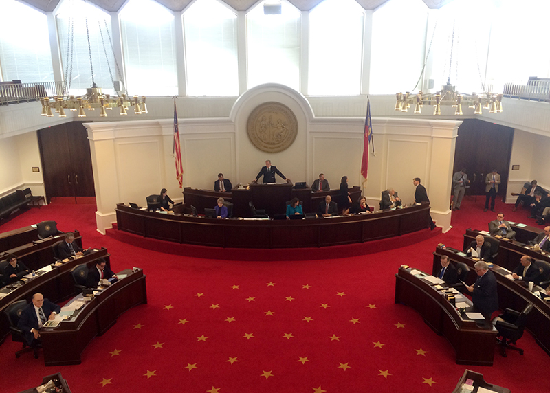 The North Carolina General Assembly