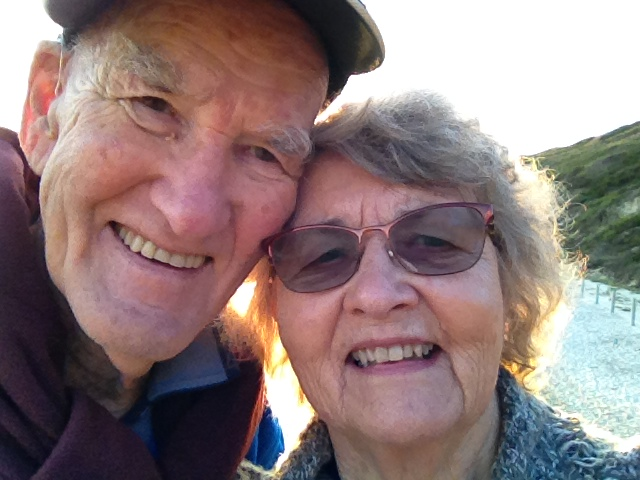 Brian and Patricia Stitt are two amazing elders. They can pray with you and for you and help you learn a thing or two about prayer yourself. We love them!