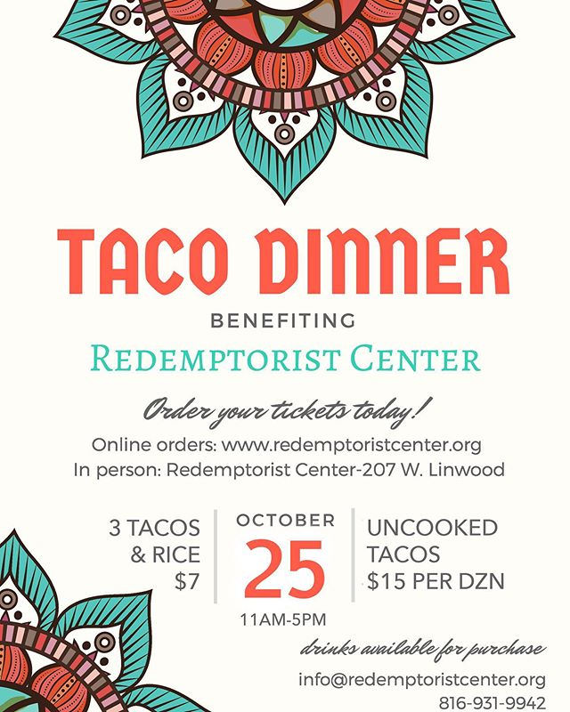 Can't wait to see you Friday for TACOS!! Free delivery for orders of 10 or more. 🌮  #kansascity #tacosarelife🌮