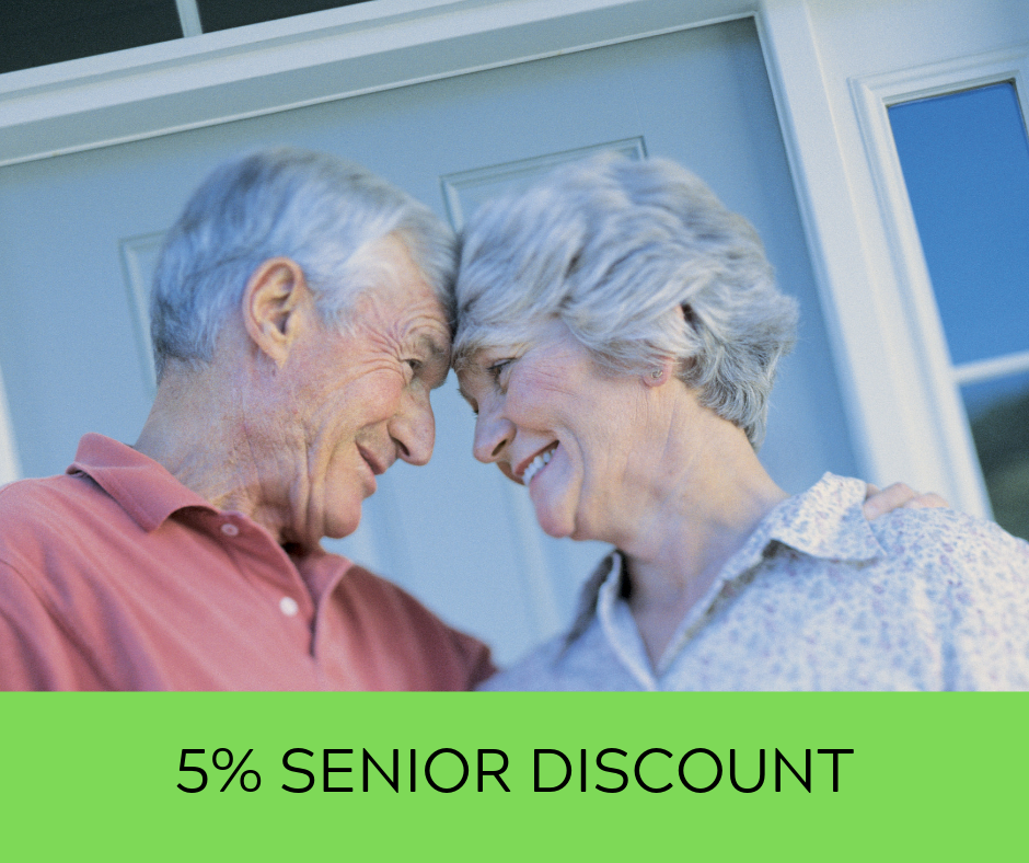 Senior Discount for Roof Replacement | Fresno