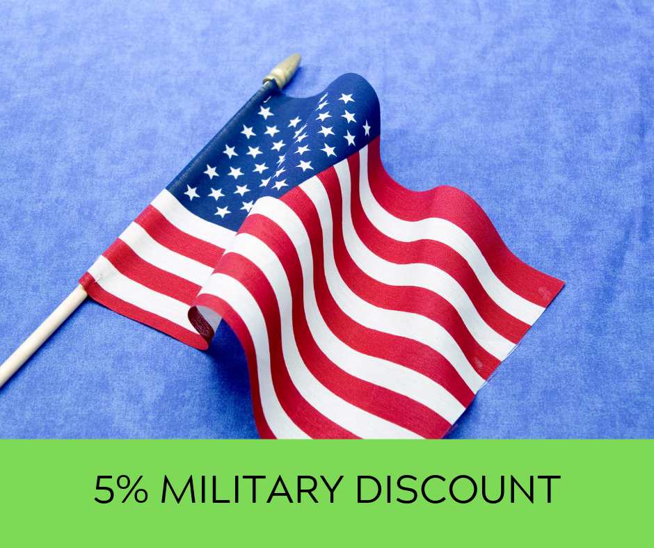 Military Discount | Roofing Fresno