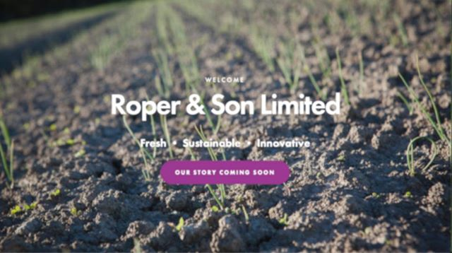 Roper & Son has just launched its new website. Head over and check it out. We are going to be adding to it over the next few weeks so keep a look out. www.roperandson.com