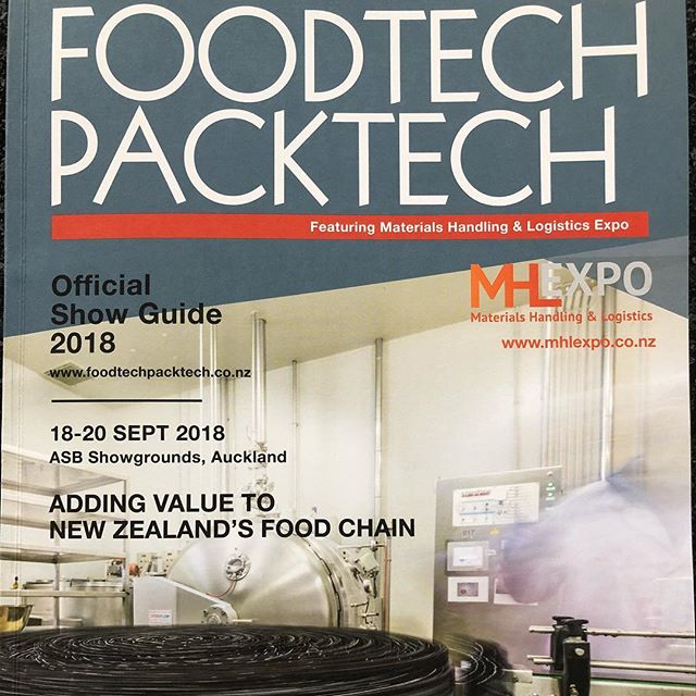 This week we have been up to the Packtech Show in Auckland looking at ways we can improve our packaging with a big emphasis on sustainability. There was a huge range of companies out there we will start to look at working with to reduce our environmental impact and improve our consumers ability to recycle.