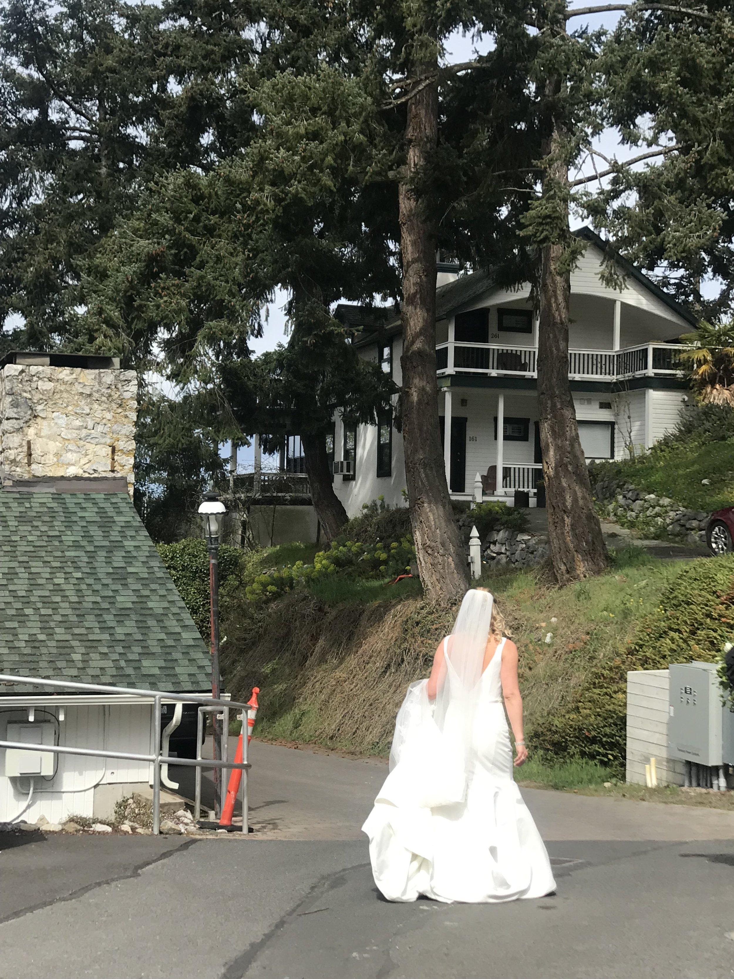 Anne's Beautiful Bride - Megan!
