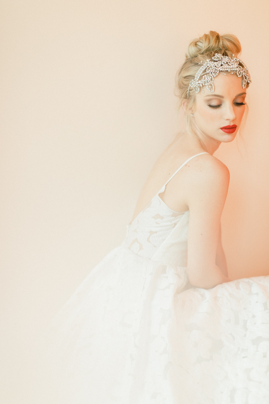 Makeup and Hair:  Anne Timss  Photo:  4 Corners Photography