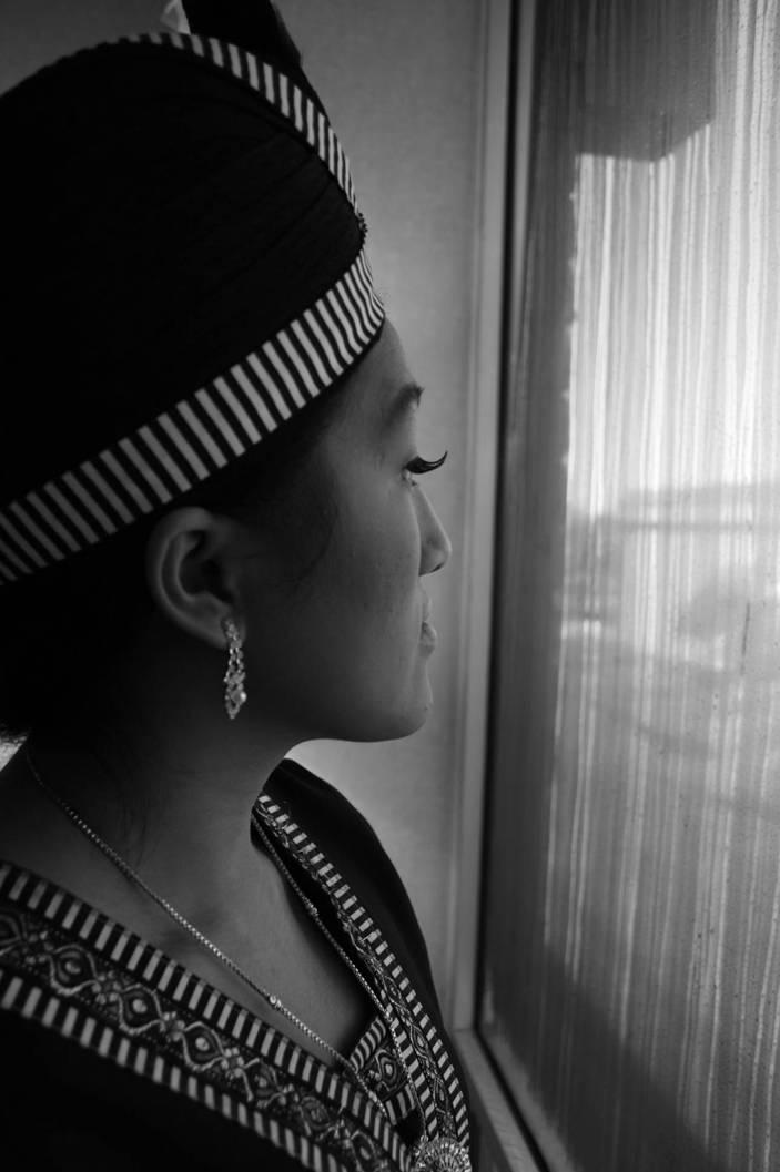 Hmong American Woman