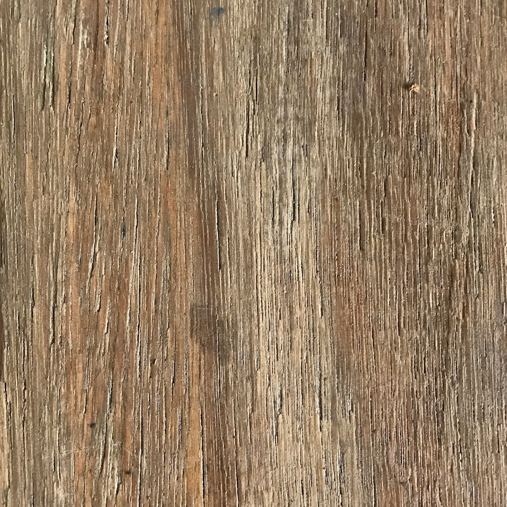 RECYCLED HARDWOOD PANELS (MIXED COLOURING)   *recycled hardwood*  colouring: pale brown to medium brown WITH SLIGHT MIXES OF DARK & RED TONES - mixed colouring throughout.   MORE 'RUSTIC' LOOK   STANDARD SIZE: 90MM WIDE X 12MM THICK PANELS.  *recycled timber will always have imperfection and variation.