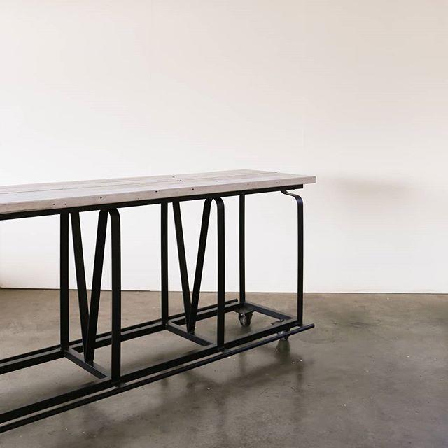 Fancy steel bar bases⚡️ #timbermillcustom