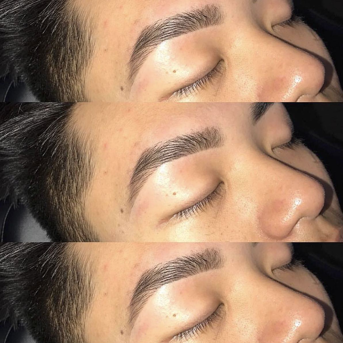 "MALE BROW STYLE - $40   MALES ONLY.  A Male Brow Style consits of shaping, waxing, threading and trimming. No tint is included in this treatment (if you are looking for tint and other services with to do with your eyebrows we reccomend looking at our ""Brow Style"" service)."