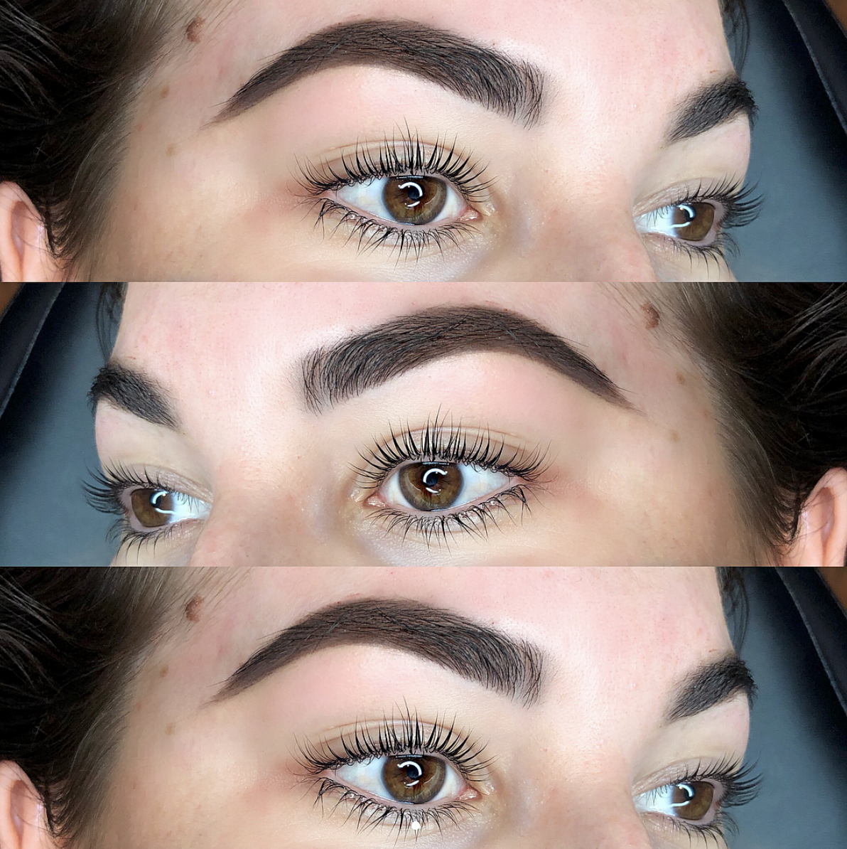 BROW STYLE & LASH LIFT PACKAGE - $130   This package is what everyone dreams are made of! Great brows and long lashes. Seriously, what more could you want!  During this treatment you will receive only the best brows from only the best brow doctor PLUS you get a lash lift AND tint!