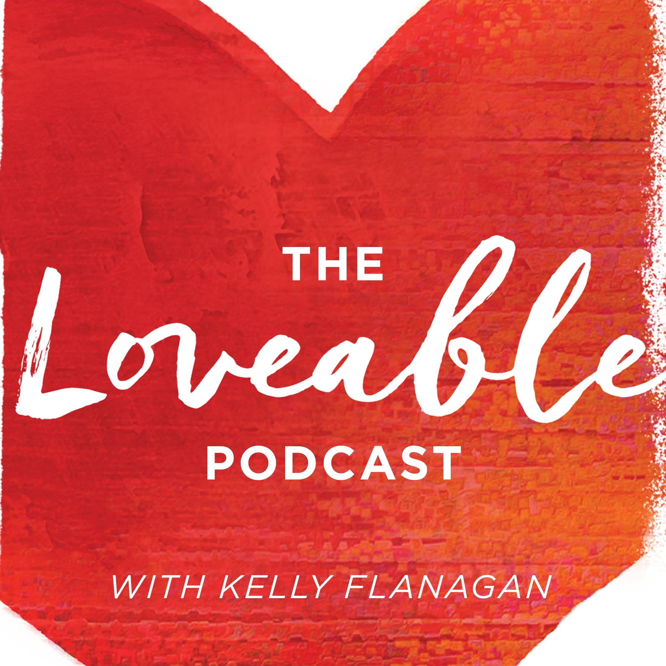 The Loveable Podcast - In this podcast, Kelly delivers the tools for living fully into who you are and why you are here. Each weekly episode includes an inspirational reading, a presentation of practices for the week, and a conversation with Kelly's readers about both.