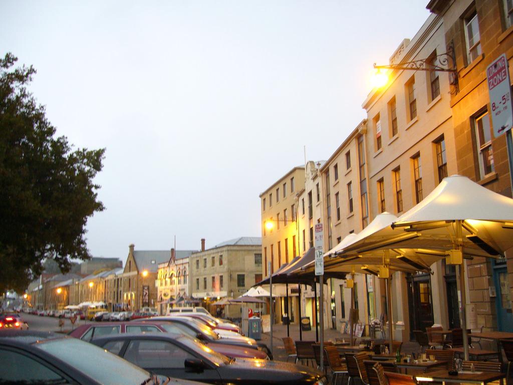 Salamanca Hobart Tasmania