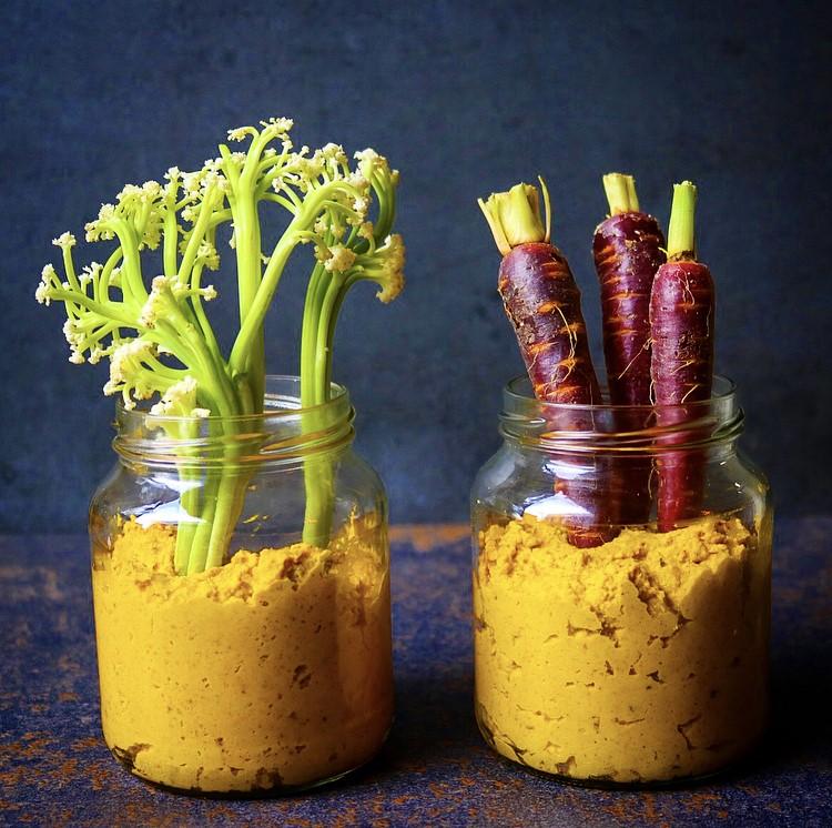 Turmeric Roasted Cauliflower & Butterbean Dip.jpg