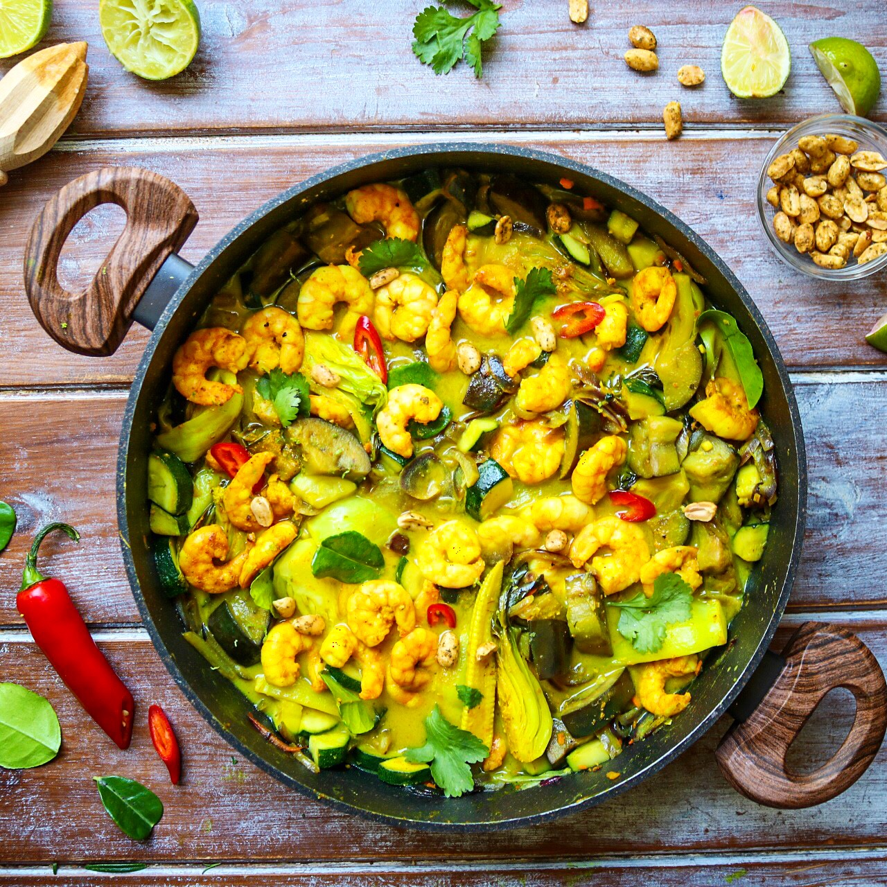Prawn Thai Curry