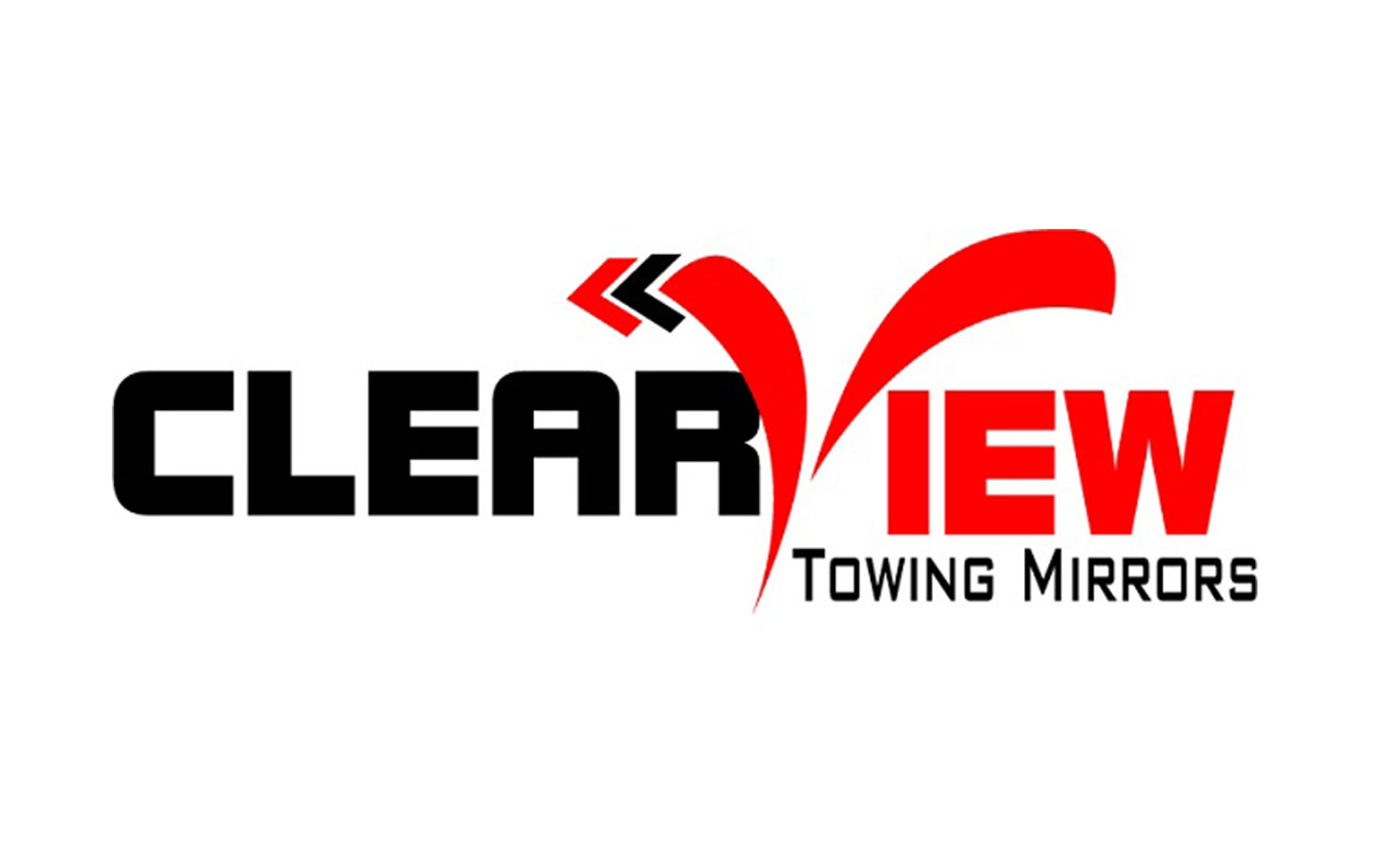 Port Lincoln 4WD Brand - Clear View Towing Mirrors