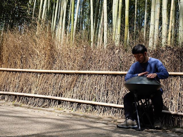 Bamboo beats