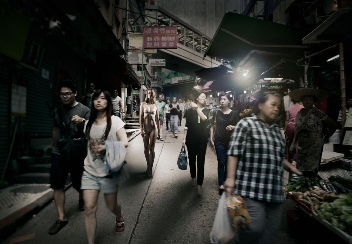 Naked In Hong Kong 1