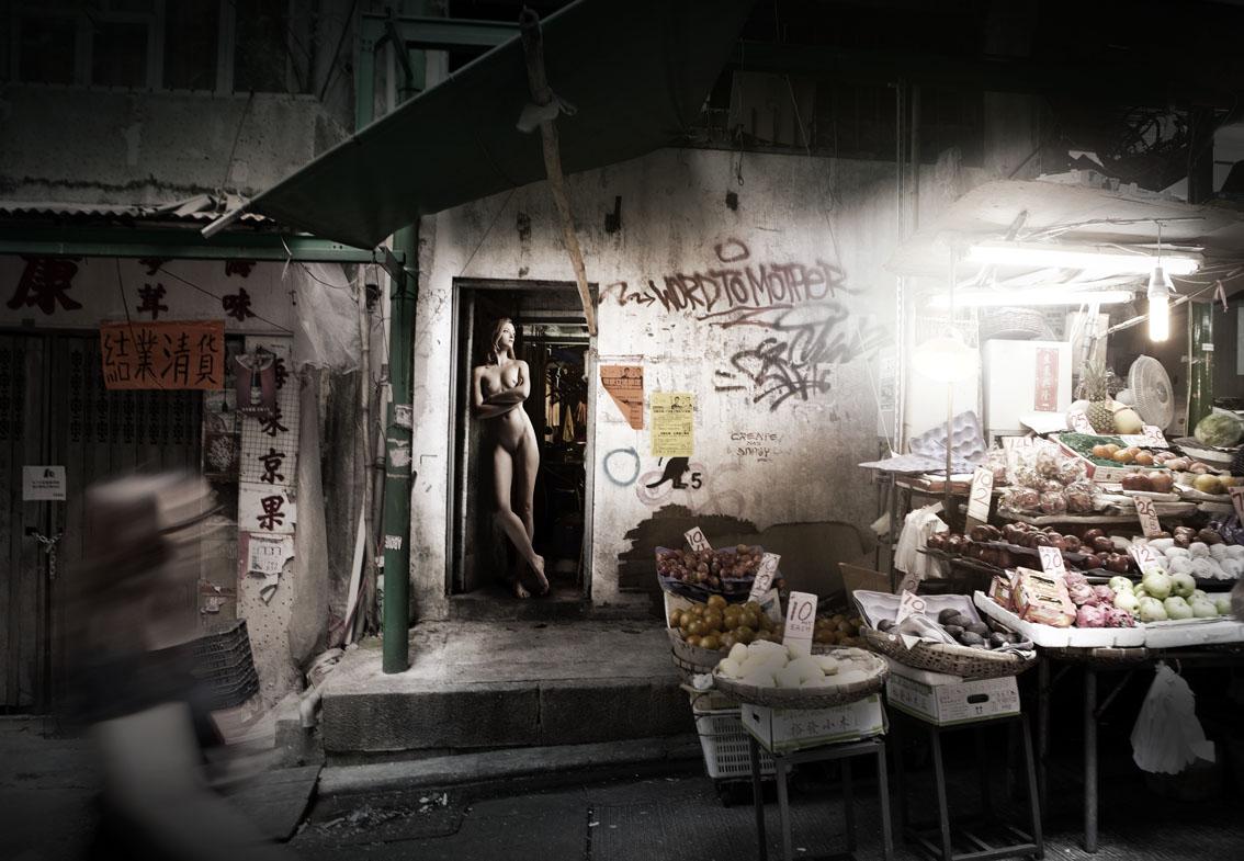 Naked in Hong Kong 3