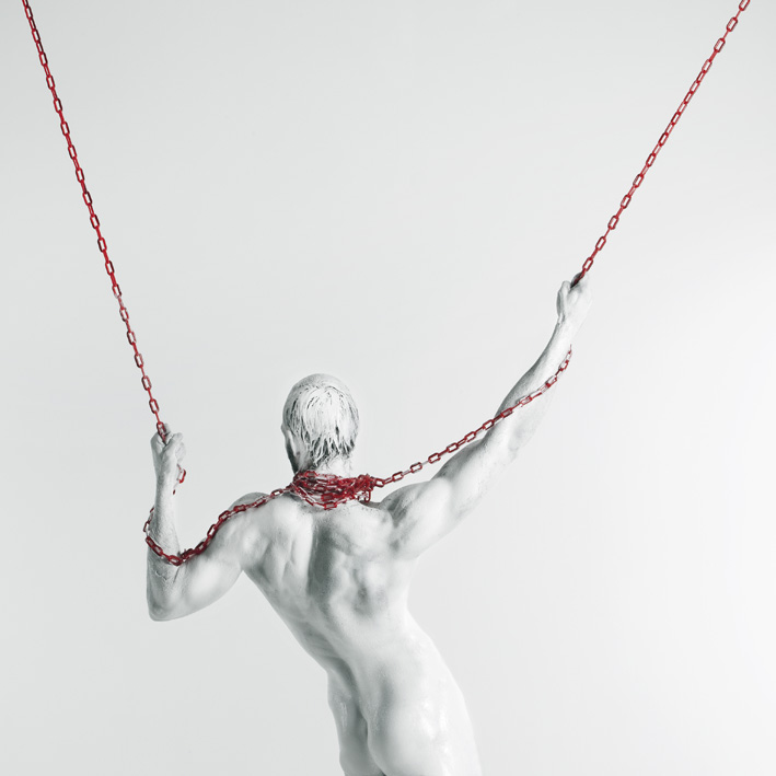Obsession.  Chains